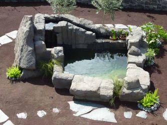Kunstfelsen Brunnenanlage_8